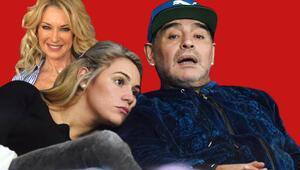 Son dakika haberi | Maradonayı merdivenlerden aşağı attı