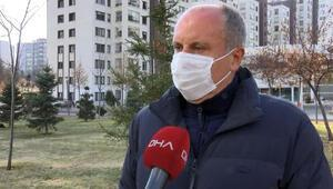 Muharrem İnceden CHPye: Militan bir anlayış içerisinde