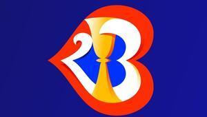 2023 FIBA Dünya Kupasının logosu tanıtıldı
