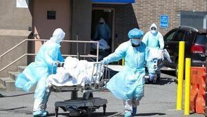 ABDde tablo ağırlaşıyor Koronavirüsten ölenlerin sayısı 283 bini geçti