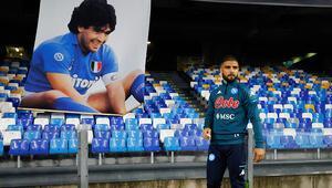 Son Dakika Haberi | Napolide San Paolo Stadının adı Diego Armandao Maradona Stadı oldu