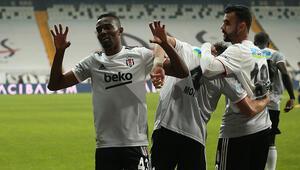 Beşiktaş 3-0 Kasımpaşa (Maçın özeti ve golleri)