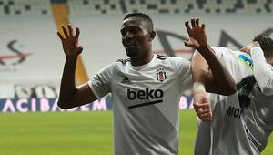 Son Dakika Haberi | Beşiktaşta Bernard Mensah gol sevincini anlattı