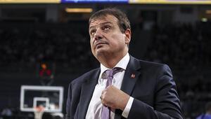 Anadolu Efes Başantrenörü Ergin Ataman: İlk kez bu kadar kötü oynadık