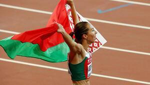 Dünya şampiyonu Belaruslu atlet Arzamasovaya 4 yıl men cezası