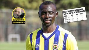 Son Dakika Haberi | Fenerbahçeli forvet Papiss Cisse gollerini arıyor
