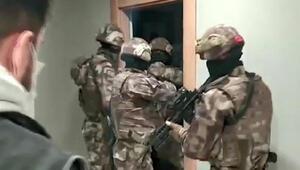 İstanbulda eş zamanlı operasyon Böyle yakalandılar