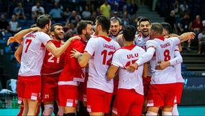 A Milli Erkek Voleybol Takımı, 2021 Avrupa Şampiyonası Elemeleri maçlarını Üsküpte oynayacak