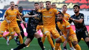 Göztepe 1-1 Kayserispor (Maç özeti ve golleri)