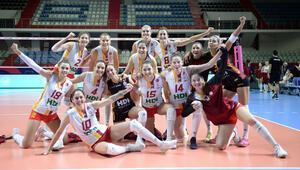 Misli.com Sultanlar Ligi | Galatasaray HDI Sigorta: 3 - Kuzeyboru: 1