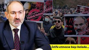 Son dakika haberler: Ermenistan Başbakanı Paşinyana şok üstüne şok 8 Aralıka kadar süre verdiler