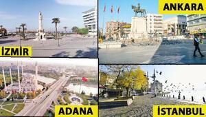 Türkiye yine eve kapandı