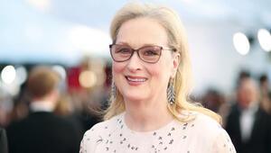 Meryl Streep: Bu film yüzünden dizlerim ağrıdı