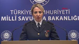 Son dakika: MSB duyurdu: 28 operasyonda 58 terörist etkisiz hale getirildi...
