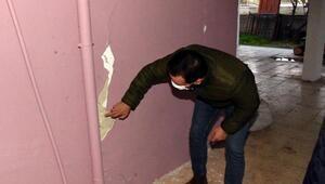 Antalya depremi, Anamurdaki bir binayı etkiledi