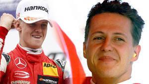 Formula 2 Şampiyonu Michael Schumacherin oğlu Mick Schumache kimdir, kaç yaşında