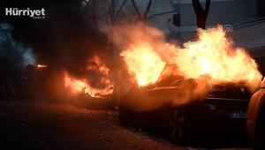Fransada güvenlik yasa tasarısı karşıtı protestoları devam ediyor