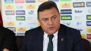 Çaykur Rizespor Kulübü Başkanı Hasan Kartal: Bu sonuçlar alınmamalı