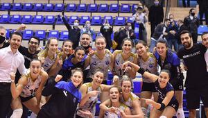 Misli.com Sultanlar Ligi | Aydın Büyükşehir Belediyespor 3-2 Sistem9 Yeşilyurt