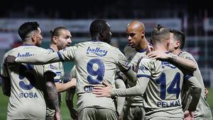 Denizlispor 0-2 Fenerbahçe (Maçın özeti ve golleri)