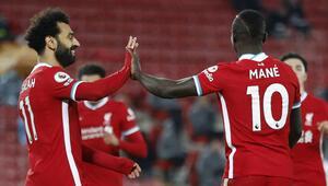 Premier Ligde Liverpooldan farklı galibiyet