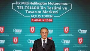 Türkiye, motor teknoloji sorununu artık aşmış durumda