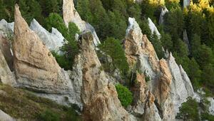 Karadeniz'in Kapadokyası ilgi görüyor