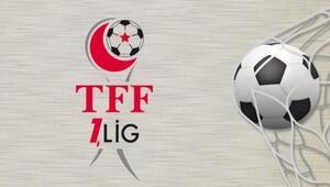 TFF 1. Ligde hafta içi mesaisi 13. maç haftası yarın başlıyor...
