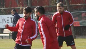 Gençlerbirliğinde BB Erzurumspor hazırlıkları başladı Yenilenme çalışması..