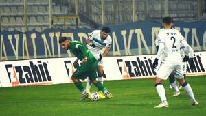 Akhisarspor'da kötü gidiş sürüyor Üst üste 3. yenilgi...