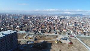 Büyükşehirden Merama yeni bir cadde