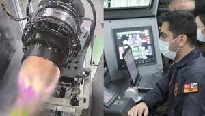 Türkiyenin ilk jet motoru 'Gökbey'le semalarda olacak
