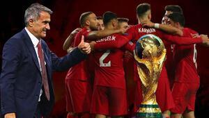 Son Dakika | Milli Takımın 2022 Dünya Kupası Avrupa Elemelerindeki rakipleri belli oluyor İşte muhtemel rakiplerimiz...
