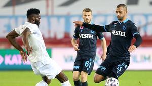 Trabzonspor 1-1 Sivasspor (Maçın özeti ve goller)