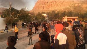 Son dakika...Irakın Süleymaniye kentindeki gösterilerde ölü sayısı artıyor