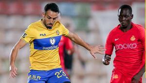 Sivassporun rakibi Maccabi Tel-Aviv, haftayı puansız kapattı