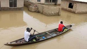 Nijeryadaki sellerde 68 kişi yaşamını yitirdi