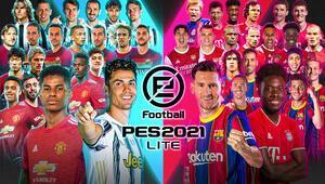 PES 2021 LITE yayınlandı: Herkese ücretsiz