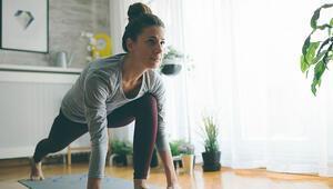 Karantinada düzenli egzersiz oldukça önemli İşte uzmanından öneriler...