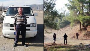 12 gündür kayıp Mustafa Özbay aranıyor