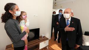 CHP Genel Başkanı Kılıçdaroğlu, İzmirdeki depremin simge isimlerini ziyaret etti