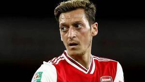 Son dakika | Fenerbahçenin gündemindeki Mesut Özil'e en ciddi teklif DC United'tan