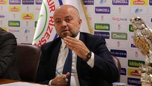 Hasan Yavuz Bakır: 8 günde 3 maç oynayacağız. Bu maçları kazanıp...