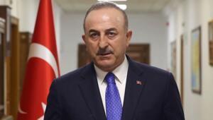 Dışişleri Bakanı Çavuşoğlu, Lavrov ile görüştü