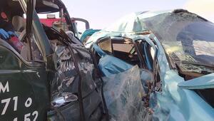 Silivri'de trafik kazası: 1 ölü 2 yaralı