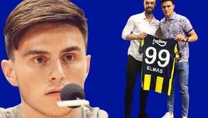 Son dakika haberi | Eljif Elmas transferde ortalığı karıştırdı Fenerbahçe, Napoli ve Benfica...
