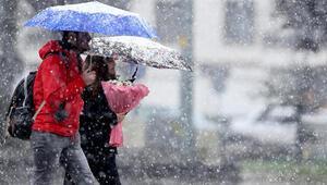 Meteorolojiden kar yağışı uyarısı  Bugün hava nasıl olacak MGM 9 Aralık il il hava durumu tahminleri