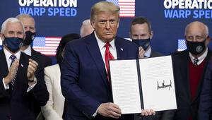 Ve imzaladı Öncelik Amerikalıların