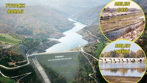 Göller ve barajlar alarm veriyor Kuruduk