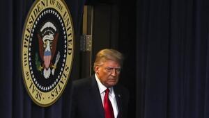 Son dakika... ABD Başkanı Trumpa büyük darbe